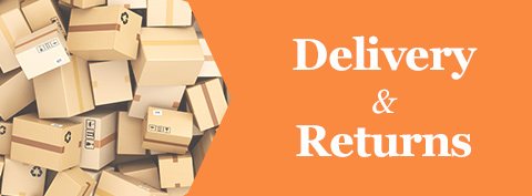 Delivery & Returns