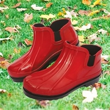 Brighton Boot - Red