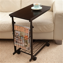 Adjustable Rolling Table