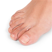 Set Of Gel Toe Separators