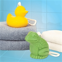 Frog - Soap on a Roap