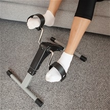 Portable Pedal Exerciser with LCD Display