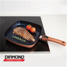 Copper Grill Pan