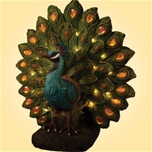 Peacock Solar  Solar Light