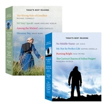 Reader's Digest Select Edition - 2 Book Set