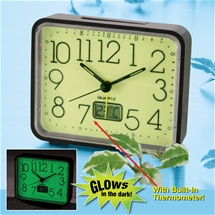 Glow In The Dark Alarm Clock
