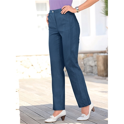 Side Panel Jeans - Short Length