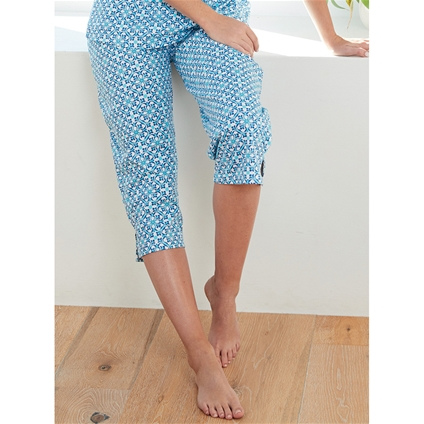 Crop PJ Pants