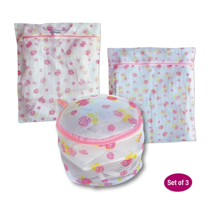 Floral Laundry Bags