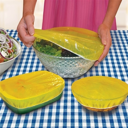 Reusable Food Covers 24pc