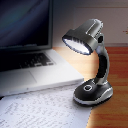 12 LED Desk Lamp
