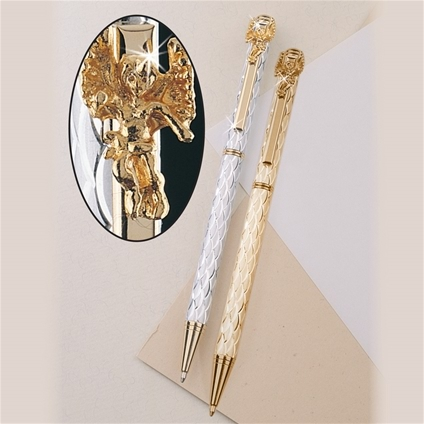 Guardian Angel Pen - Gold